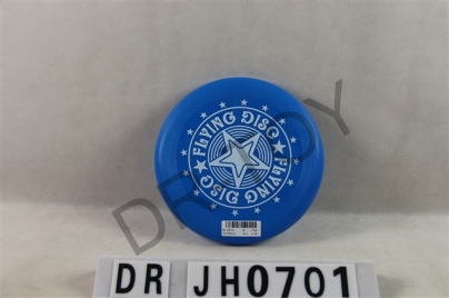 24 PCS in a box a frisbee 3 color, a pattern assortments